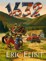 book cover for alt history fiction novel 1632 by Eric Flint a book to read before you die