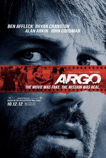 Minimalist Review of Argo, a film directed by Ben Affleck