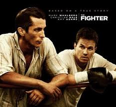 Movie poster for The Fighter, a film by David O. Russell, on Minimalist Reviews.