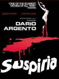 minimalist review of dario argento's 1970s horror classic Suspiria
