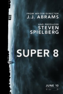 movie poster for Super 8 for Minimalist Review blog