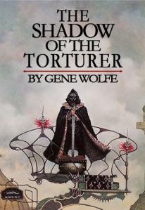 Minimalist Review of science fantasy novel Shadow of the Torturer book by Gene Wolfe